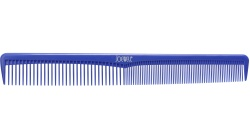 Double toothed comb for course and fine hair.